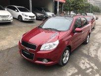 Cần bán xe Chevrolet Aveo LTZ sản xuất năm 2017, màu đỏ, 385 triệu