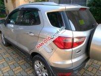 Cần bán xe Ford EcoSport AT đời 2015, màu bạc, xe gia đình sử dụng còn mới