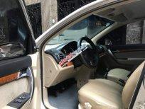 Cần bán Daewoo Gentra 1.5MT đời 2011, màu vàng cát, số sàn, giá 210tr