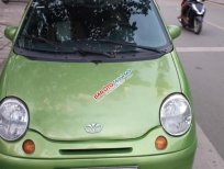 Cần bán lại xe Daewoo Matiz MT năm sản xuất 2008, màu xanh lam