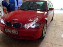Cần bán xe BMW 3 Series 318i năm sản xuất 2003, màu đỏ, giá chỉ 249 triệu