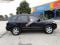 Cần bán lại xe Hyundai Santa Fe 4WD đời 2008, màu đen, xe nhập