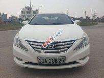 Cần bán lại xe Hyundai Sonata Y20 sản xuất 2010, màu trắng, xe nhập