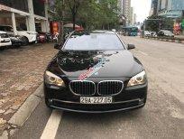 Bán xe BMW 740Li 2009, màu đen