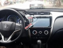 Bán xe Honda City 1.5 AT năm 2015, màu trắng số tự động, giá 499tr