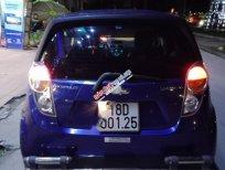 Cần bán gấp Chevrolet Spark Van 1.0 AT 2011, màu xanh lam, xe còn rất đẹp