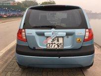 Xe Hyundai Getz 1.4 AT 2009, màu xanh lam, nhập khẩu nguyên chiếc như mới