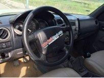 Cần bán lại xe Ford Ranger XLT  4x4MT đời 2008, màu trắng số sàn, giá 286tr