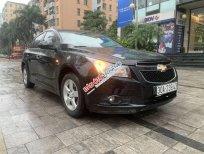 Cần bán lại xe Chevrolet Cruze LTZ sản xuất năm 2014, màu đen số tự động