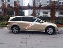 Cần bán gấp Mercedes R350 năm sản xuất 2008, màu vàng, nhập khẩu nguyên chiếc
