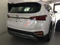 Bán xe Hyundai Santa Fe 2.4 đời 2019, màu trắng