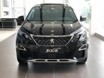 Bán xe Peugeot 3008 đời 2019, màu đen