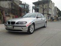 Bán xe BMW 3 Series sản xuất 2003, màu bạc ít sử dụng, 215triệu