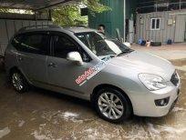 Cần bán xe Kia Carens AT đời 2011, màu bạc, nguyên bản 98%