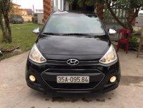 Hyundai Grand I10 màu đen, nhập khẩu nguyên chiếc