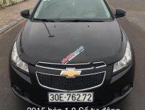 Cần bán xe Chevrolet Cruze LTZ sản xuất 2015, màu đen