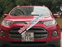 Bán xe cũ Ford EcoSport 1.5 AT sản xuất năm 2015, màu đỏ