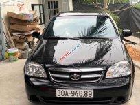 Cần bán gấp Daewoo Lacetti Ex năm sản xuất 2010, màu đen