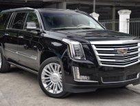 Cadillac Escalade ESV Platinum 2019, màu đen, xe nhập, cần bán xe mới giá tốt tại hà Nội
