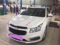 Cần bán Chevrolet Cruze LTZ 1.8 AT sản xuất 2016, màu trắng, xe chính chủ, đi giữ gìn