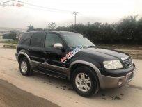 Bán Ford Escape XLT 3.0 AT đời 2006, màu đen như mới