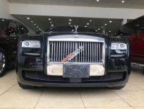 Bán ô tô Rolls-Royce Ghost 2011, màu đen, xe chạy cực ít, siêu đẹp