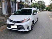 Cần bán Toyota Sienna Limited sx 2018, màu trắng, nhập khẩu Mỹ siêu siêu lướt 6000km - LH: 0905098888 - 0982.84.2838