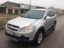 Cần bán gấp Chevrolet Captiva LT đời 2008, màu bạc