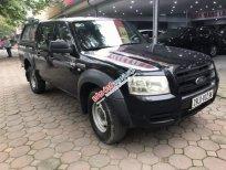 Cần bán lại xe Ford Ranger 4x4MT đời 2008, màu đen, xe nhập
