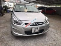 Bán Hyundai Accent 1.4AT 2014, màu bạc, nhập khẩu nguyên chiếc như mới