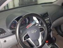 Cần bán Hyundai Accent 1.4 AT sản xuất 2014, màu nâu, xe nhập