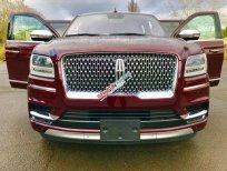 Cần bán Lincoln Navigator Black Label đời 2019, đỏ đô cực hiếm, xe chính chủ, giao ngay tận nhà