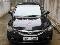 Cần bán xe Honda Civic 1.8 AT sản xuất 2010, màu đen