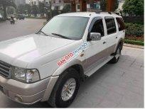 Cần bán xe Ford Everest MT đời 2006, màu trắng chính chủ giá cạnh tranh