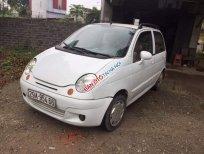 Cần bán gấp Daewoo Matiz SE đời 2007, màu trắng xe gia đình