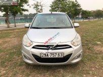 Xe Hyundai i10 1.2 MT năm 2014, màu bạc, nhập khẩu nguyên chiếc chính chủ