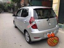 Xe Hyundai i10 1.2 MT đời 2014, màu bạc, xe nhập xe gia đình