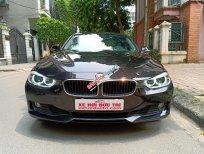 Cần bán xe BMW 3 Series 320i sản xuất năm 2015, màu đen, đẹp như lướt