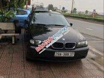 Cần bán gấp BMW 3 Series 318i năm 2003, màu đen chính chủ, 225 triệu