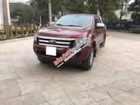 Bán lại xe Ford Ranger XLS AT đời 2014, màu đỏ, nhập khẩu nguyên chiếc