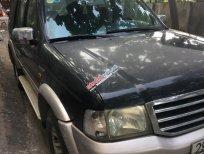 Cần bán lại xe Ford Everest MT năm 2005, màu đen, giá 260tr