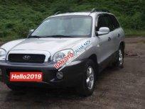 Bán xe Hyundai Santa Fe Gold đời 2004, màu bạc, nhập khẩu nguyên chiếc số tự động, 285tr