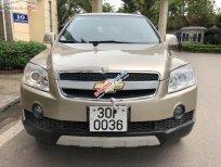 Cần bán Chevrolet Captiva LT sản xuất năm 2008, màu vàng như mới, giá tốt