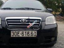 Xe Daewoo Lacetti EX sản xuất 2009, màu đen