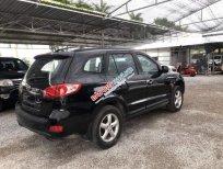 Cần bán gấp Hyundai Santa Fe MLX đời 2008, màu đen, nhập khẩu nguyên chiếc