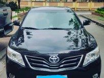 Cần bán Toyota Camry LE AT 2009, màu đen, xe nhập