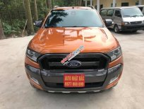 Bán Ford Ranger Wildtrak 3.2 L, đời 2016,4x4 AT nhập khẩu từ thái Lan