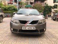 Cần bán Kia Forte SLI sản xuất 2009, màu xám, nhập khẩu Hàn Quốc, giá chỉ 360 triệu