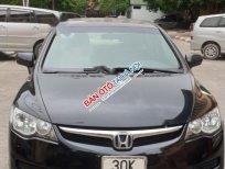 Bán Honda Civic 1.8 MT đời 2008, màu đen, giá chỉ 335 triệu