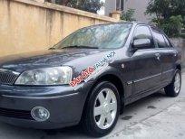 Cần bán lại xe Ford Laser 1.8 sản xuất 2003, màu xám, giá 158tr